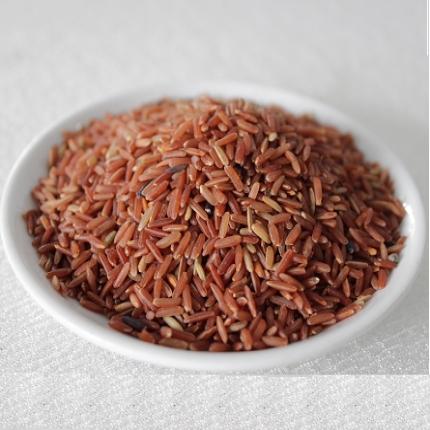 Gạo lứt - phòng bệnh bằng gạo lứt